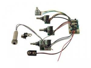 3-pasmowy equalizer MEC do basu Corvette Ltd '03 M 60059