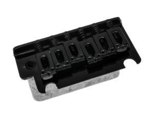 Dwupunktowe tremolo VPARTS TR-104 (10.8, BK)