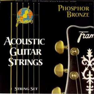Struny do 12-ki FRAMUS Phosphor Bronze (10-47)