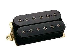 DIMARZIO DP100FBK Super Distortion F-Spaced (BK)