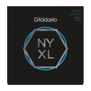Struny D'ADDARIO NYXL Nickel Wound (12-52)