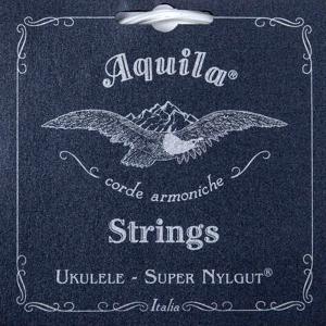 Struny do ukulele AQUILA Sup. Nylgut Soprano LowG