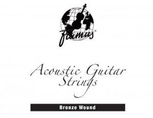 Struna do gitary akustycznej FRAMUS 038w