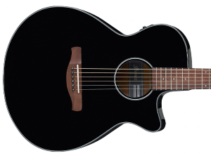 Gitara elektro-akustyczna IBANEZ AEG50-BK