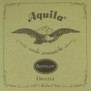 Struny do Ukulele AQUILA BioNylon Concert HighG