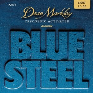 Struny DEAN MARKLEY Blue Steel Acoustic (11-52)
