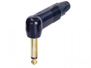 NEUTRIK NP2RX-B złącze kątowe jack 6,3mm (mono)