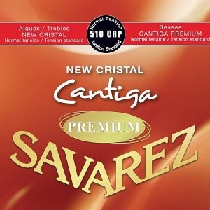 Struny do klasyka SAVAREZ Cantiga Premium 510 CRP