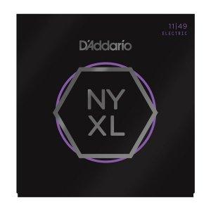 Struny D'ADDARIO NYXL Nickel Wound (11-49)