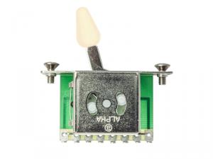 Przełącznik ślizgowy 5-pozycyjny ALPHA 5 (ADWH)