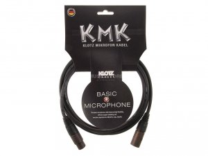 Kabel mikrofonowy KLOTZ KMK - XLR-XLR (2,0m)