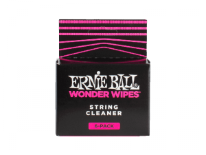 ERNIE BALL EB 4277 Chusteczki do czyszcznia strun