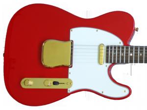 Gitara TRIBUTE Tonecaster Deluxe (FRD)
