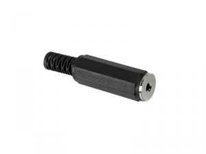Gniazdo jack 2,5mm do pickupów piezo VPARTS J-25P