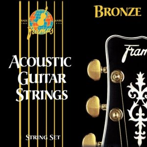 Struny do 12-ki FRAMUS Bronze (10-47)