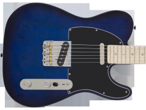 Gitara TRIBUTE Tonecaster Swamp Ash Deluxe (TBL)