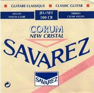 Struny do klasyka SAVAREZ Corrum i Alliance 500CRJ