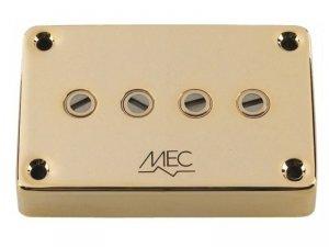 Aktywny przetwornik MEC M 60213 Star Bass 4 struny, bridge, złoty