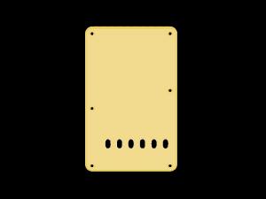 Maskownica tylna BOSTON BP-113 (CRE)