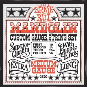 Struny do mandoliny ERNIE BALL 2320 (10-36)