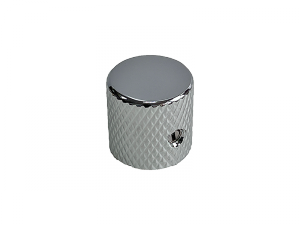 Gałka metalowa na śrubkę HOSCO HK-MKF (CR)