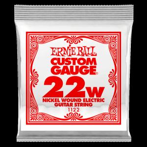 Pojedyncza struna ERNIE BALL Nickel Slinky 022w