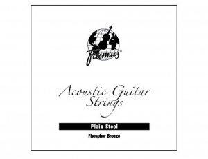 Struna do gitary akustycznej FRAMUS 018