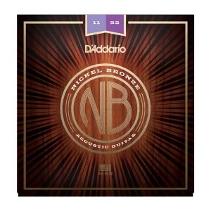Struny D'ADDARIO Nickel Bronze NB1152 (11-52)
