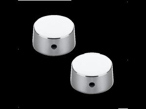 Gałki metalowe na śrubkę SCHALLER Speed (CR)