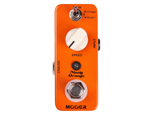 MOOER MPH-1 Ninety Orange Phaser Pedal