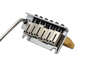 Dwupunktowe tremolo VPARTS Pro TR-500 Deluxe (CR)