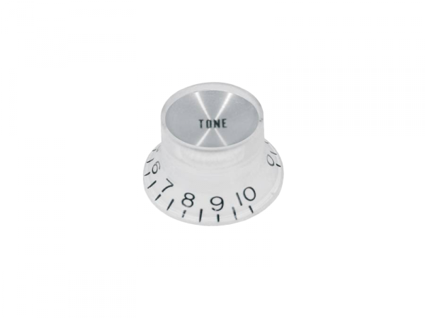 Gałka typu Bell BOSTON KW-130-T (biała. tone)