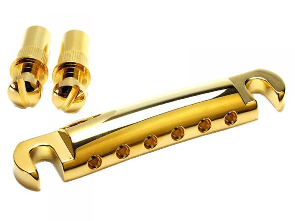Aluminiowy zaczep strun GOTOH GE101A-T (GD)