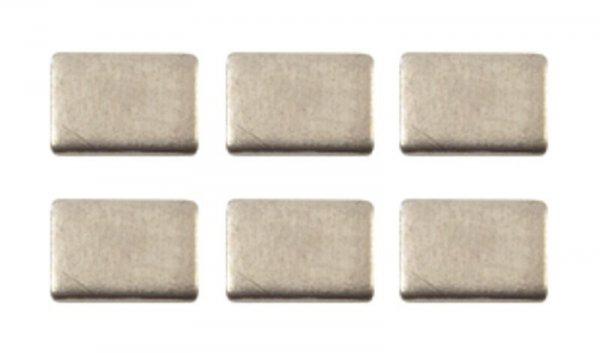 Stalowe kostki do mostków FR GRAPH-TECH LW 1080 03