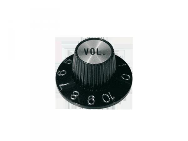 Gałka wciskana, calowa HOSCO KS-260VI