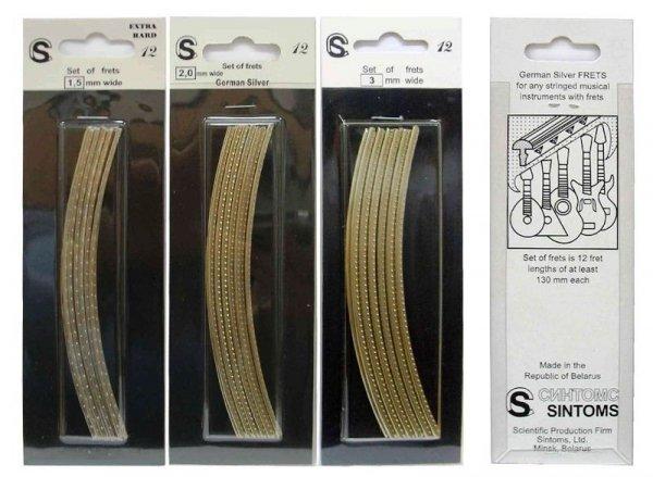 Progi SINTOMS 2,5mm/R100 TRIANGULAR (EH)