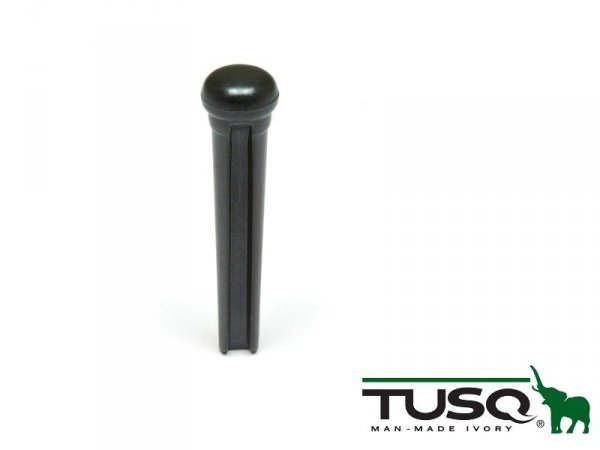 Kołki mostka GRAPH-TECH TUSQ Martin 4 mm, czarne