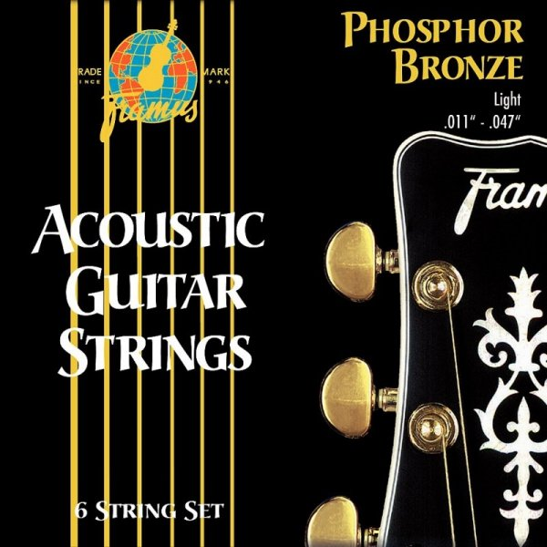Struny FRAMUS Phosphor Bronze (11-47) Light