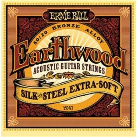 Struny ERNIE BALL EB 2047 (10-50) 80/20 Bronze