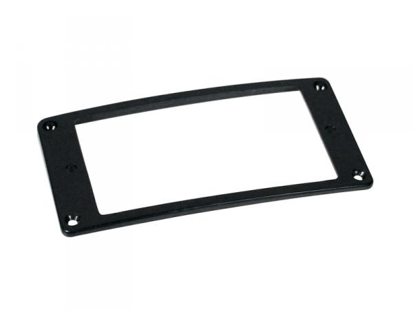 Wklęsła niska ramka humbuckera BOSTON HPR08S (BK)