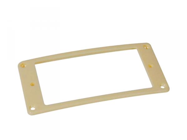 Wklęsła niska ramka humbuckera BOSTON HPR08S (CRE)