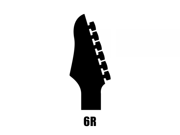 Klucze do gitary GROVER Mid-Size Roto 305 (CR,6R)