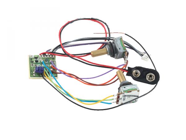 2-pasmowy EQ PCB do aktywnych przetworników MEC M