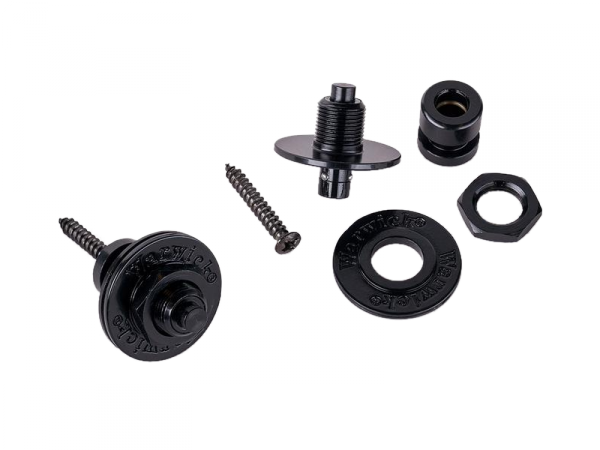 Strap lock system WARWICK Logo (BK)