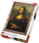 Trefl 1000 elementów, Mona Lisa