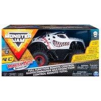 Spin Master Samochód RC MONSTER JAM Monster Mutt Dalmatian