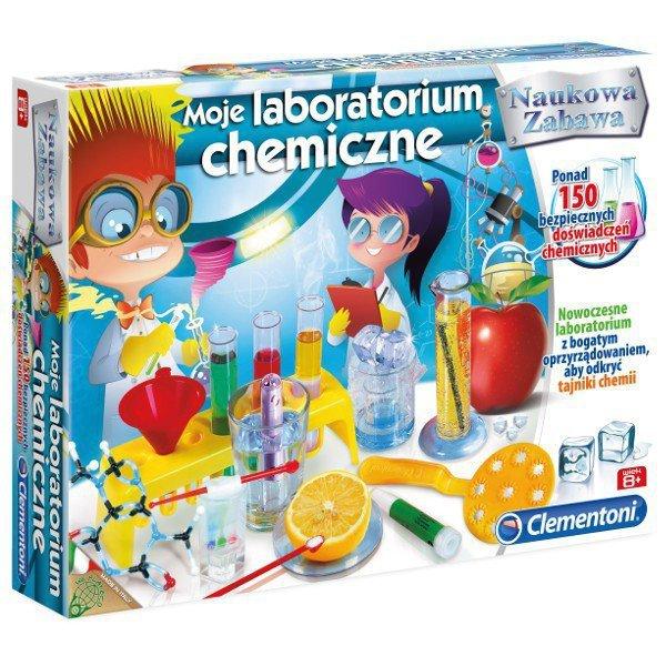 Clementoni Moje laloratorium chemiczne