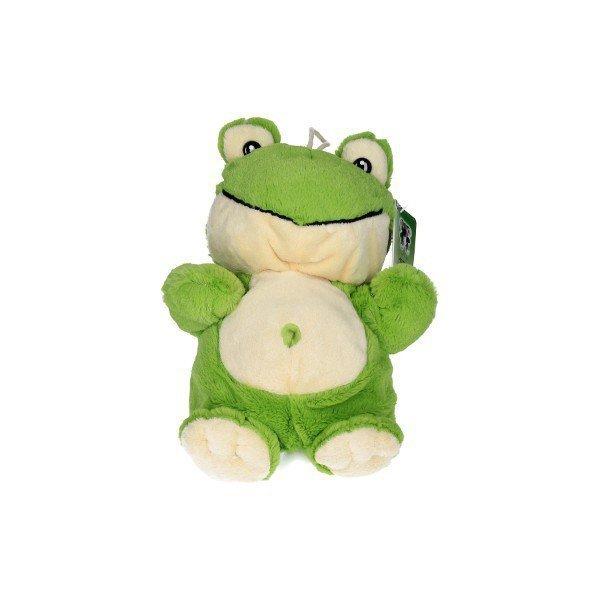 Axiom Pacynki z głosem 22 cm, żabka