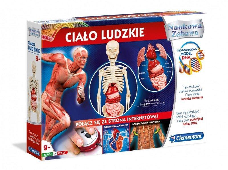 Clementoni Ciało ludzkie