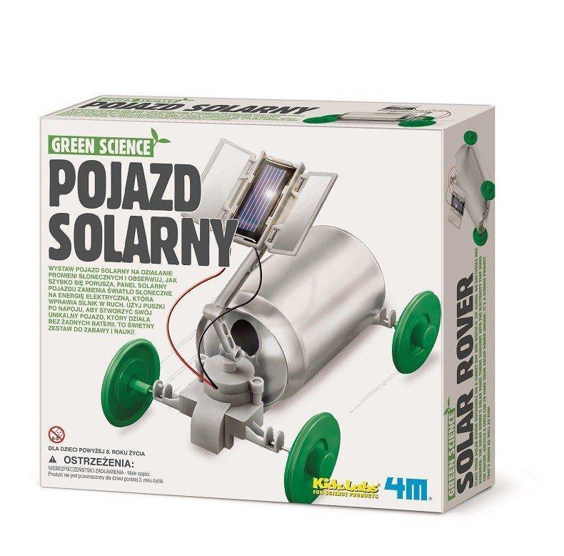 Pojazd solarny